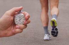 Stopperóra futóknak
