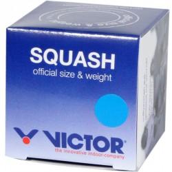 Squash labda Victor kék Kiegészítők Victor