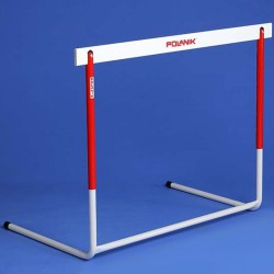 Alumínium futógát gyakorló Polanik állítható magasság: 650-1067 mm Gátak Polanik