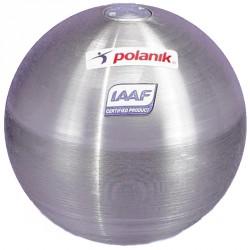 Acél súlygolyó verseny Polanik IAAF 4 kg 100 mm Egyéb hajító eszközök Polanik