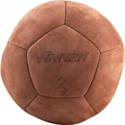 Medicinlabda 2 kg, bőr, Winner Medicin labdák Winner