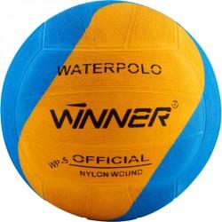 Vízilabda Winner Wp Swirl kék-sárga No.5 Vízilabda Winner