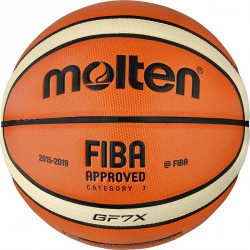 Kosárlabda Molten GF7X Kosárlabda Molten