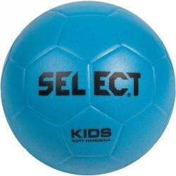 Kézilabda Select Soft Kids kék méret: 1 Labdák Select