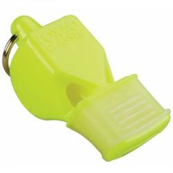 Síp, Fox 40 CMG, fogvédővel, neon sárga sípzsinorral Síp Fox 40