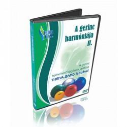 Thera-Band A gerinc harmóniája DVD II BLACK FRIDAY Thera-Band