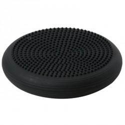 Tüskés felszínű dinamikus ülőpárna Togu 36 cm fekete Egyensúlyozó eszközök Togu