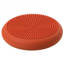 Tüskés felszínű dinamikus ülőpárna Togu 36 cm narancs Egyensúlyozó eszközök Togu