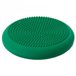 Tüskés felszínű dinamikus ülőpárna Togu 36 cm zöld Egyensúlyozó eszközök Togu