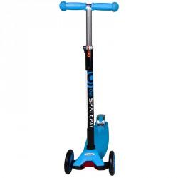 Roller 4 kerekű kék 3 kerekű roller Spartan