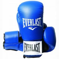 Bokszkesztyű Everlast Rodney PU kék Kesztyűk Everlast