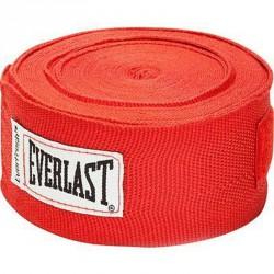 Rugalmas bandázs Everlast 4,57 m piros Kiegészítők Everlast