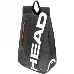 Hátizsák Head Tour Team Backpack fekete-narancssárga BLACK FRIDAY Head