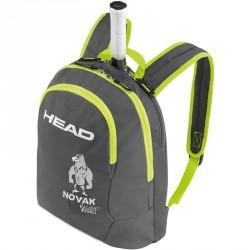 Hátizsák Head Kids Backpack Novak Tenisz squash táska Head