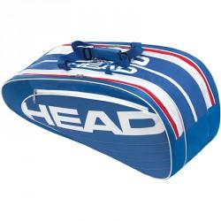 Tenisz táska Head Elite Combi Tenisz squash táska Head