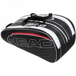 Tenisz táska Head Elite Monstercombi Tenisz squash táska Head