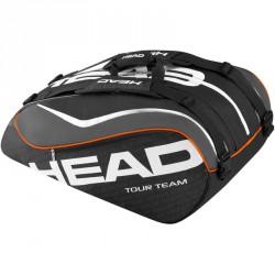Tenisz táska Head Tour Team Supercombi Tenisz squash táska Head