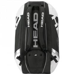 Tenisz táska Head Djokovic Supercombi Tenisz squash táska Head