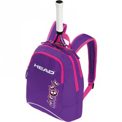 Tenisz táska Head Kids Backpack Maria Sharapova Tenisz squash táska Head