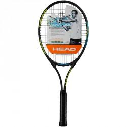 Teniszütő Head Ti Tornado fekete Teniszütő Head