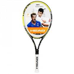 Teniszütő Head Nano Ti Pro sárga Teniszütő Head
