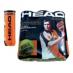 Teniszlabda Head Padel 3x3 db Teniszlabda Head