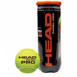 Teniszlabda Head Padel Pro 3 db Teniszlabda Head