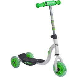 Roller Hudora Joey gyermek zöld 3 kerekű roller Hudora