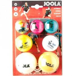 ping-pong labda Joola színes 3/2/2 Ping-pong labda Joola