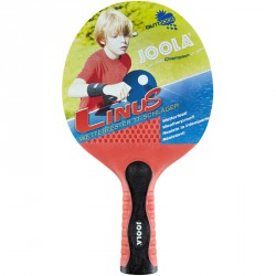Pingpongütő Joola Linus piros Ping-pong ütő Joola
