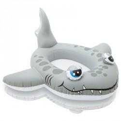 Gyerek csónak Intex felfújható cápás Strand cikkek Intex