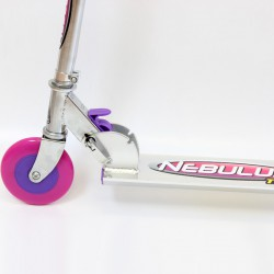 Nebulus alumínium összecsukható roller lányoknak Roller