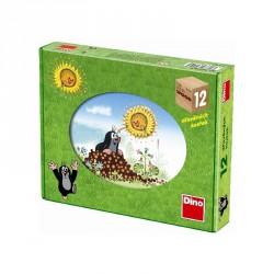 Fa mesekocka 12 db - Kisvakond Készségfejlesztő játékok Dino