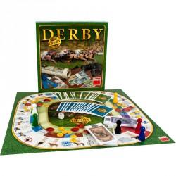 Társasjáték Derby - fogadás a lovakra Szórakoztató játékok Dino