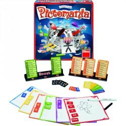 Társasjáték - Pictomania Szórakoztató játékok Dino