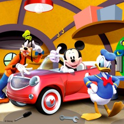 Puzzle 3x49 db - Mickey Ravensburger Puzzle Ravensburger