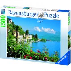 Puzzle 1500 db - Maggiore tó Ravensburger Puzzle Ravensburger