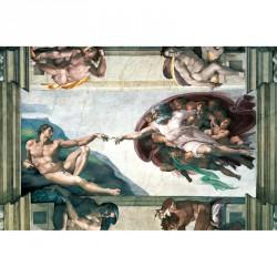 Puzzle 5000 db - Michelangelo: Teremtés Ravensburger Puzzle Ravensburger