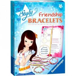 Kreatív - Barátság karkötőkészítő Ravensburger Puzzle Ravensburger
