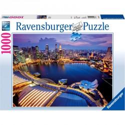 Puzzle 1000 db - Szingapúr Ravensburger Puzzle Ravensburger