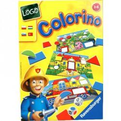 Társasjáték - Logo Colorino Szórakoztató játékok Ravensburger