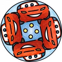 Mandala Junior Színező Ravensburger