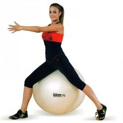 Fit-Ball 55 cm - gyöngyház Gimnasztika labdák Gymnic