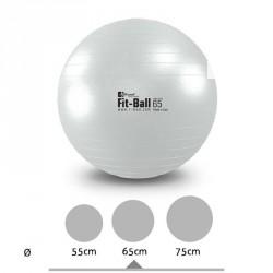 Fit-Ball 65 cm - gyöngyház Gimnasztika labdák Gymnic