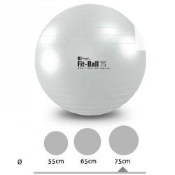 Fit-Ball 75 cm - gyöngyház Gimnasztika labdák Gymnic