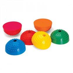 Multiaktiv félgömb Egyensúlyozó eszközök Gymnic