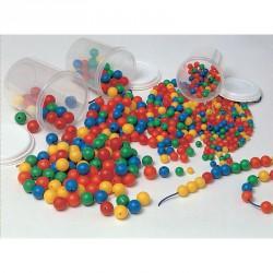 Összefűzhető 25 mm-es labdák Fejlesztő játékok Amaya