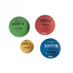 Rücskös gumilabda 220 mm-es Játéklabda Amaya
