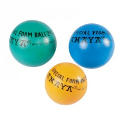 Lakkozott szivacslabda 210 mm Játéklabda Amaya