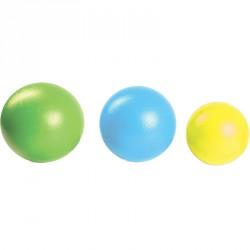 Könnyű, lakkozott szivacslabda 190 mm Játéklabda Amaya